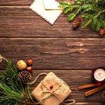 「クリスマスリースづくり」のお知らせです♪